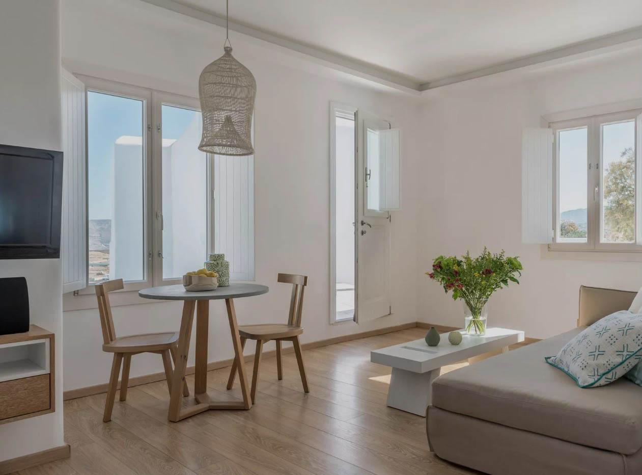 cozy mykonos suite | A Hotel Mykonos, Greece