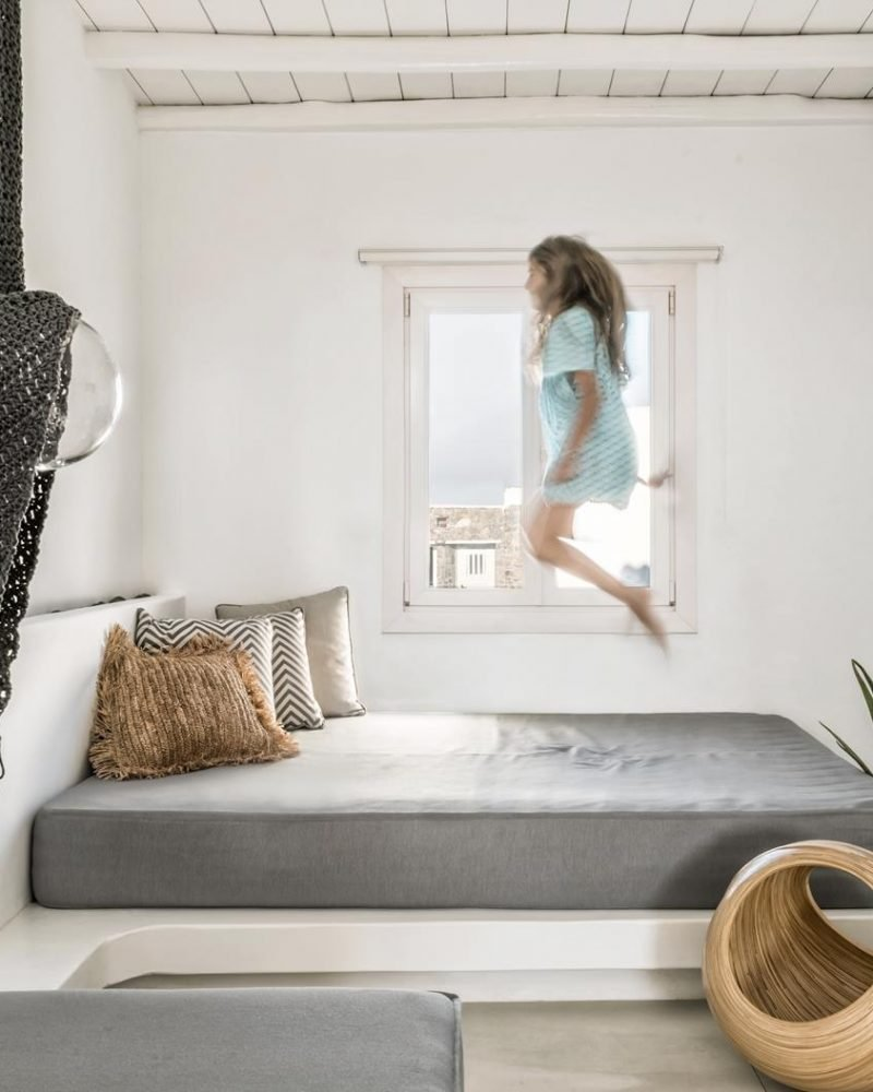 Mykonos family suite | A Hotel Mykonos, Greece