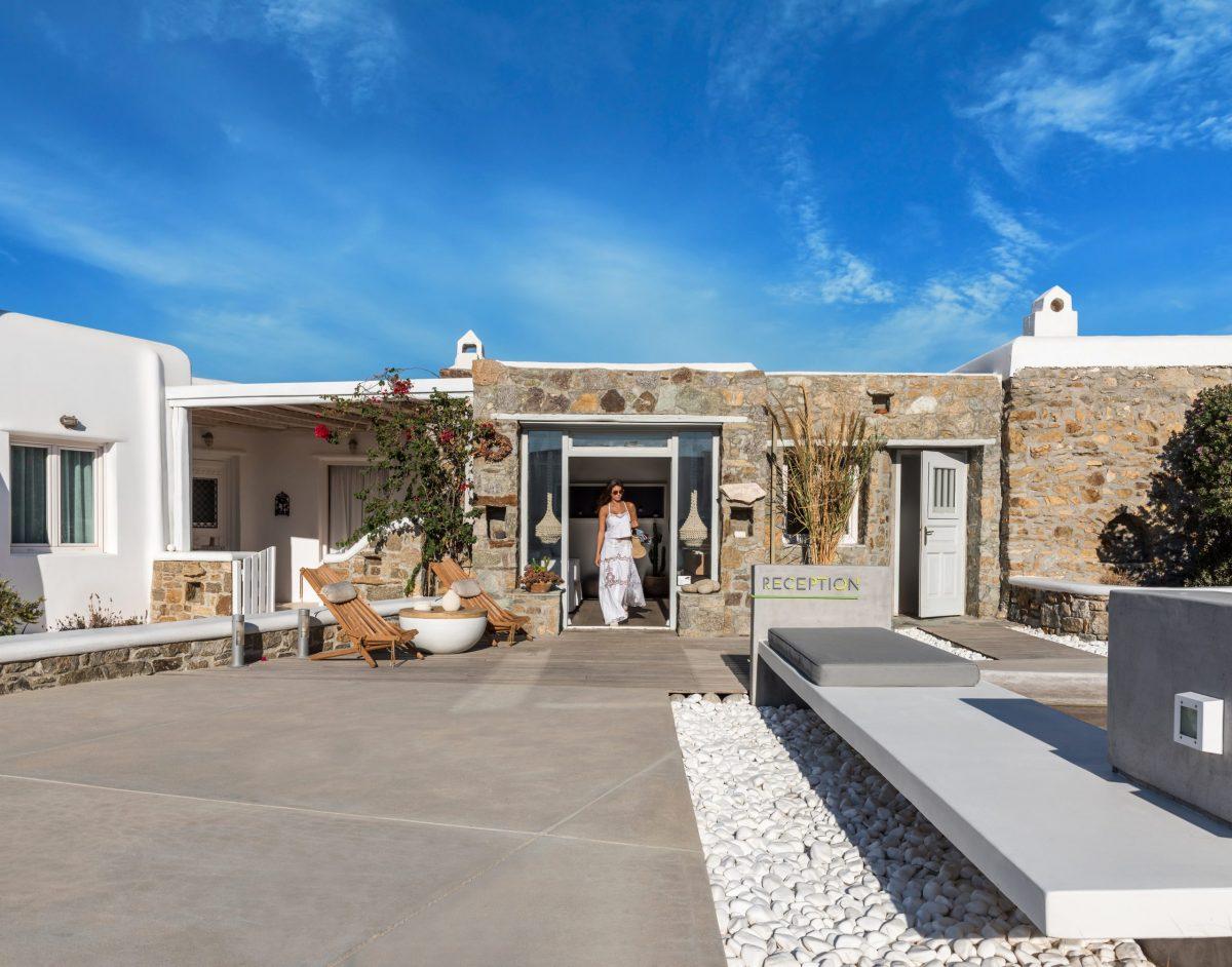 mykonos hotel | A Hotel Mykonos, Greece