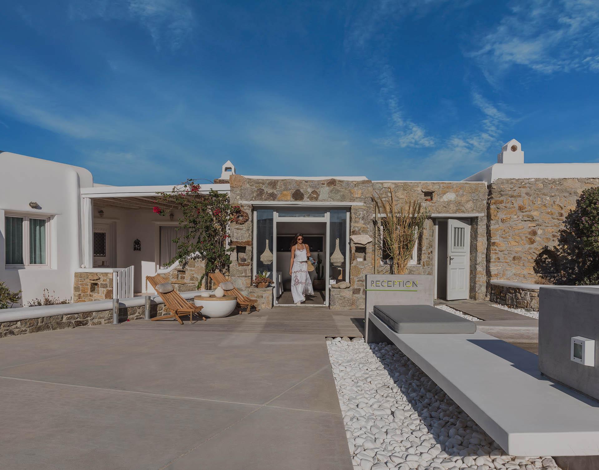 mykonos concierge | A Hotel Mykonos, Greece